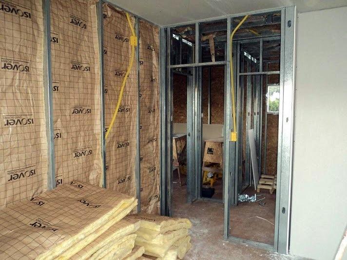 Isolamento ac stico em drywall blog do gesseiro - Isolamento acustico interno ...