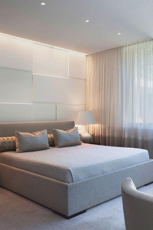 Parede gesso 3d 20 modelos para voc se inspirar - Piantana camera da letto ...