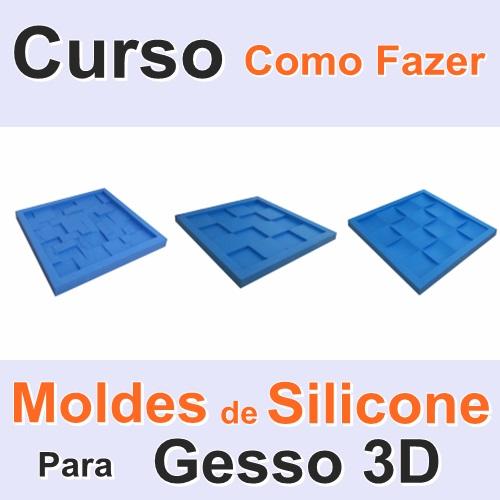 como-fazer-moldes-de-silicone-gesso-3d