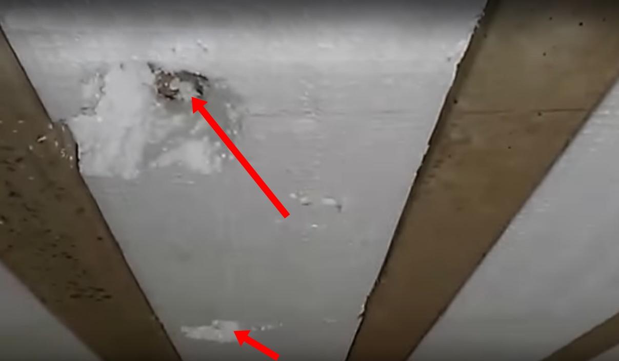 Como colocar forro de gesso em laje de isopor veja - Colocar fotos en pared ...