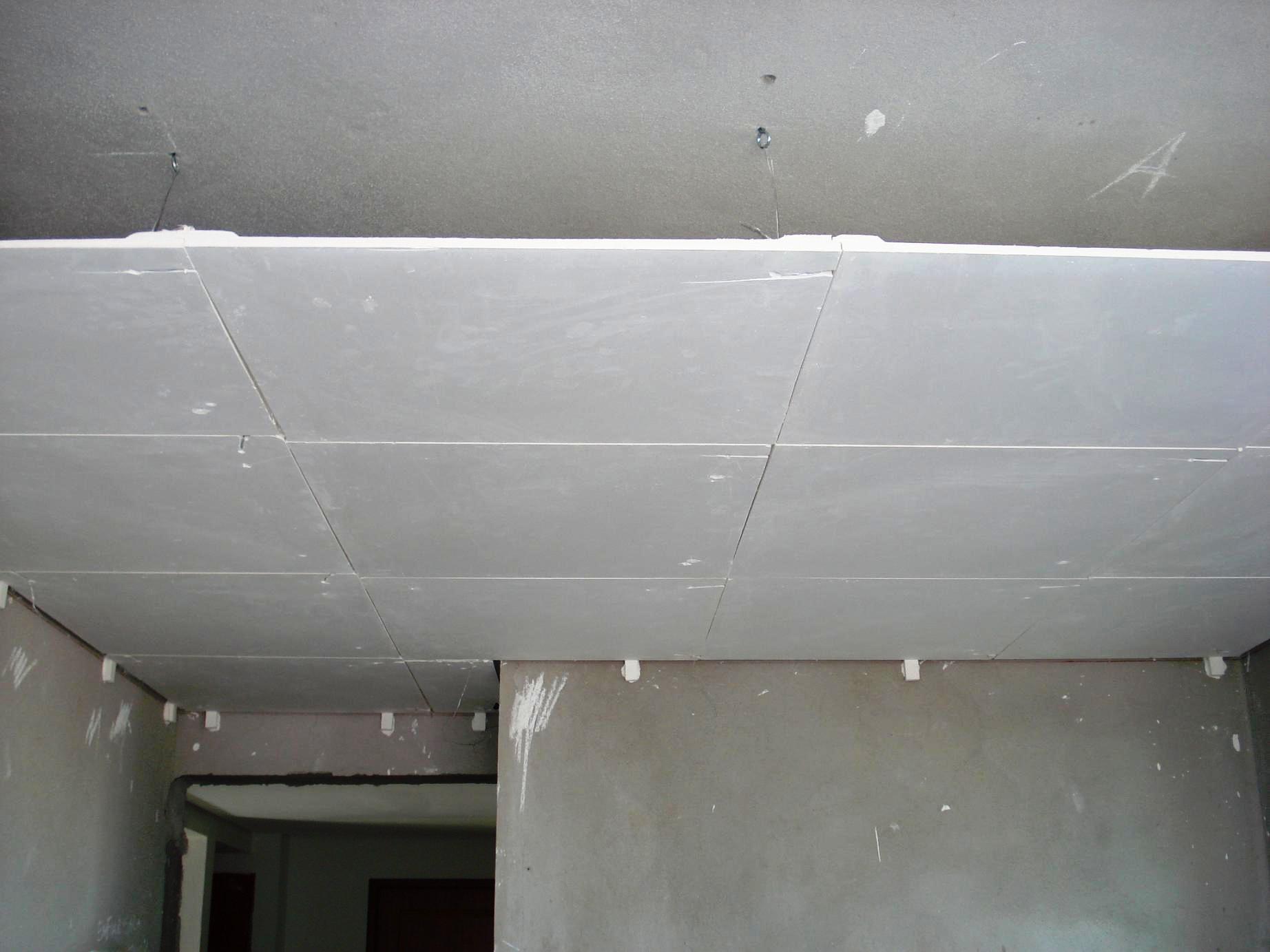 Forro De Gesso Ou Drywall Saiba Qual Usar Blog Do Gesseiro